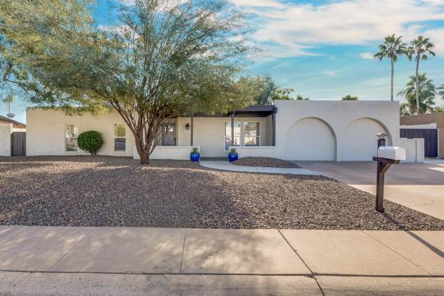 6529 E Dreyfus Avenue, Scottsdale, AZ 85254 (MLS #6019814) :: The Kenny Klaus Team