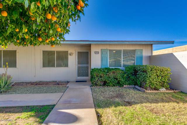 10564 W Coggins Drive, Sun City, AZ 85351 (MLS #6019921) :: The Everest Team at eXp Realty