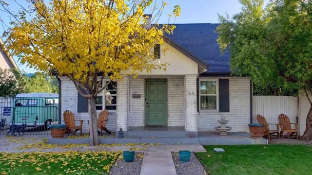 65 W Lewis Avenue, Phoenix, AZ 85003 (MLS #6019961) :: The Laughton Team