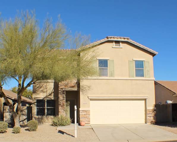 18340 E El Amancer, Gold Canyon, AZ 85118 (MLS #6020003) :: The Kenny Klaus Team