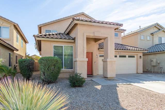 44077 W Palmen Drive, Maricopa, AZ 85138 (MLS #6020091) :: The Kenny Klaus Team