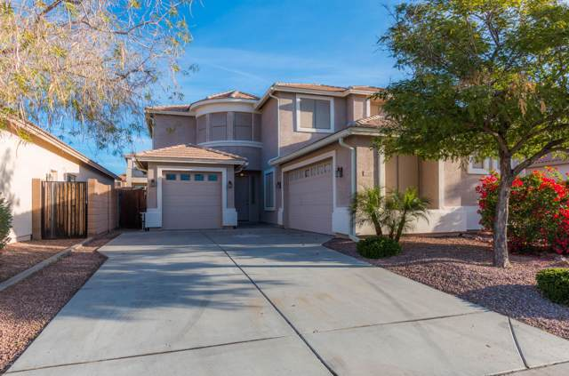 25830 W Magnolia Street, Buckeye, AZ 85326 (MLS #6020122) :: The Kenny Klaus Team
