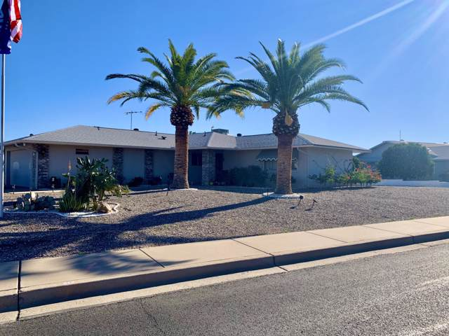 17430 N 124TH Avenue, Sun City West, AZ 85375 (MLS #6020136) :: CC & Co. Real Estate Team