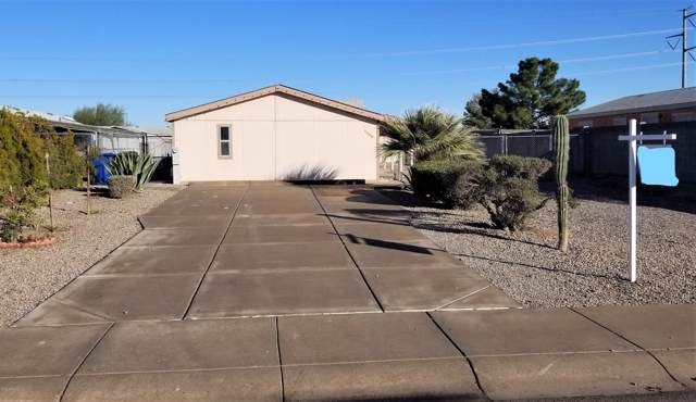 11058 W 110TH PLACE Court, Tolleson, AZ 85353 (MLS #6020138) :: The Kenny Klaus Team