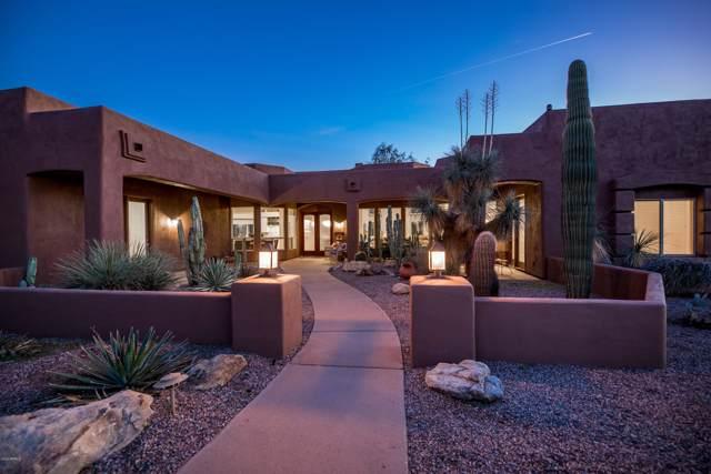 12301 E Mountain View Road, Scottsdale, AZ 85259 (MLS #6020139) :: The Kenny Klaus Team