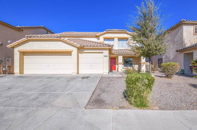 1238 W Pinkley Avenue, Coolidge, AZ 85128 (MLS #6020203) :: Team Wilson Real Estate