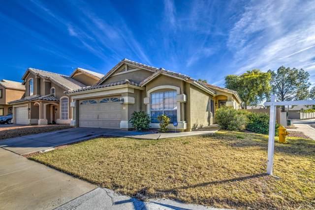 125 W Melody Drive, Gilbert, AZ 85233 (MLS #6020222) :: Kepple Real Estate Group