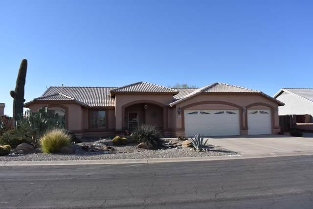 9451 W Debbie Lane, Arizona City, AZ 85123 (MLS #6020259) :: Arizona Home Group