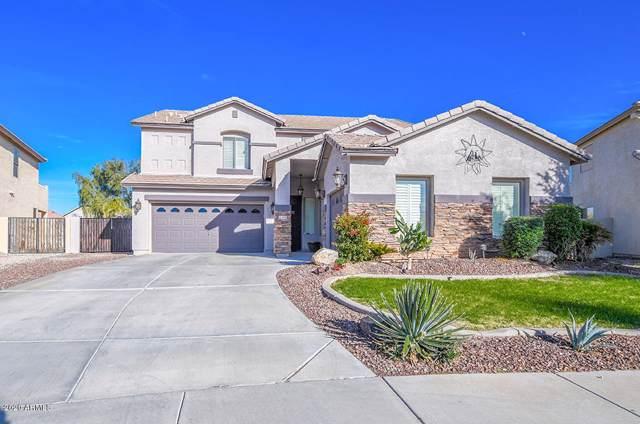 1896 N Desert Willow Street, Casa Grande, AZ 85122 (MLS #6020268) :: The Kenny Klaus Team