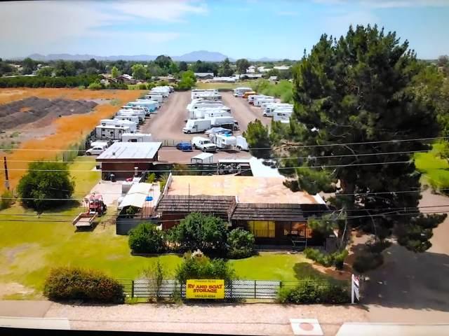 5649 E Baseline Road, Mesa, AZ 85206 (MLS #6020282) :: The Kenny Klaus Team