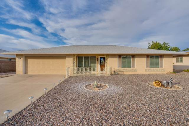 16610 N Lakeforest Drive, Sun City, AZ 85351 (MLS #6020284) :: The Kenny Klaus Team