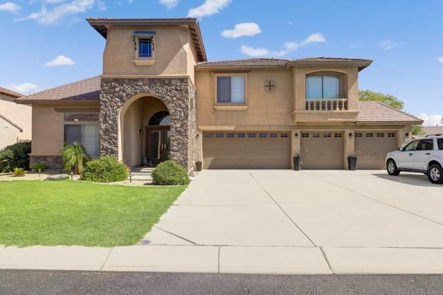 9815 W Keyser Drive, Peoria, AZ 85383 (MLS #6020298) :: The Kenny Klaus Team