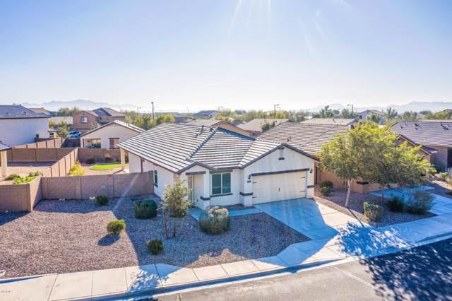 4889 S 244TH Drive, Buckeye, AZ 85326 (MLS #6020311) :: The Property Partners at eXp Realty