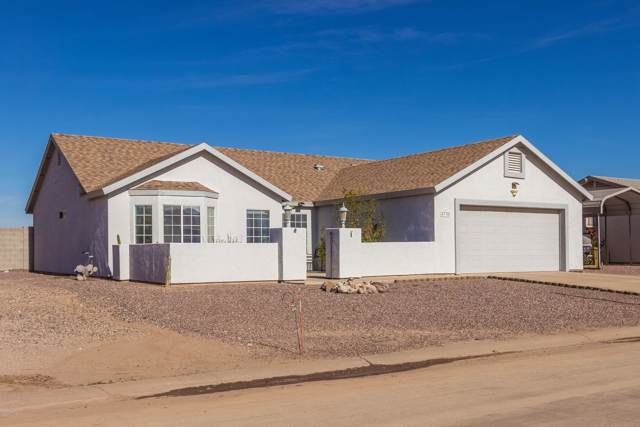8738 W Pineveta Drive, Arizona City, AZ 85123 (MLS #6020369) :: Dave Fernandez Team | HomeSmart