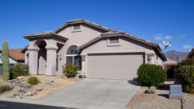 9204 E Cedar Basin Lane, Gold Canyon, AZ 85118 (MLS #6020377) :: The Kenny Klaus Team