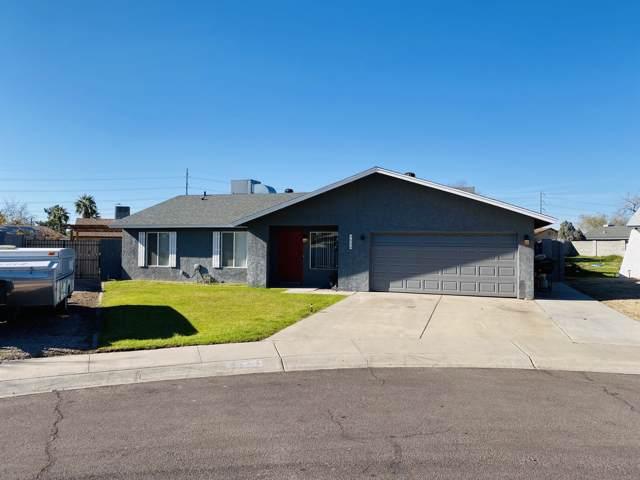 9634 N 65TH Drive, Glendale, AZ 85302 (MLS #6020386) :: The Laughton Team