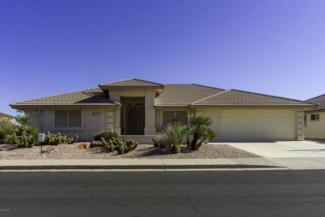 2257 S Olivewood S, Mesa, AZ 85209 (MLS #6020434) :: The Kenny Klaus Team