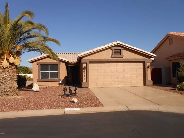 11530 W Sandsnake Court, Surprise, AZ 85378 (MLS #6020441) :: Brett Tanner Home Selling Team