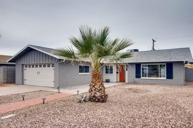8714 E Plaza Avenue, Scottsdale, AZ 85250 (MLS #6020503) :: Long Realty West Valley