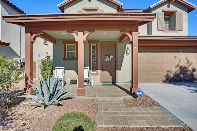 20734 W Delaney Drive, Buckeye, AZ 85396 (MLS #6020527) :: Devor Real Estate Associates