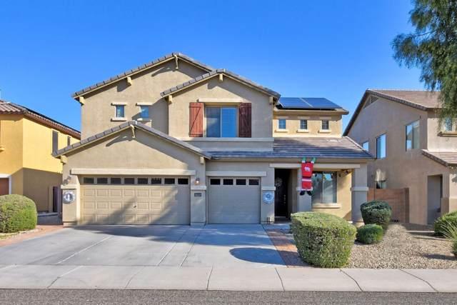 18120 W Brown Street, Waddell, AZ 85355 (MLS #6020541) :: Arizona Home Group