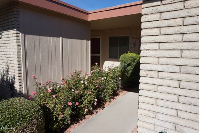 13865 N 109TH Avenue, Sun City, AZ 85351 (MLS #6020550) :: Homehelper Consultants