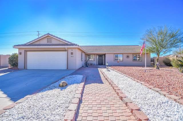 10825 W La Jolla Circle, Arizona City, AZ 85123 (MLS #6020579) :: Arizona Home Group