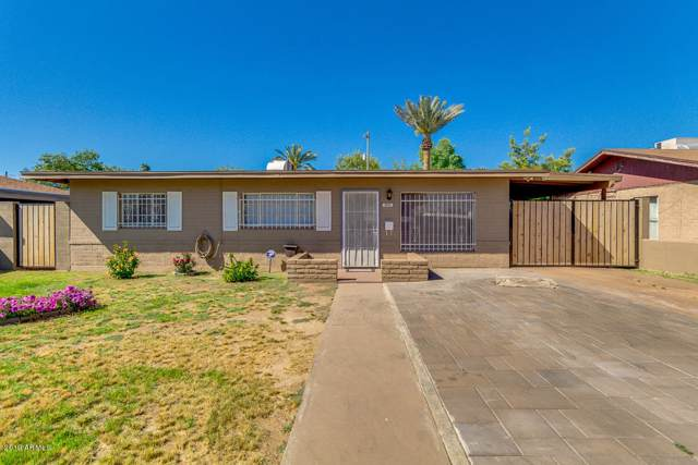 3016 E Roosevelt Street, Phoenix, AZ 85008 (MLS #6020617) :: Long Realty West Valley
