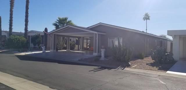 3500 S Tomahawk Road #190, Apache Junction, AZ 85119 (MLS #6020618) :: Brett Tanner Home Selling Team