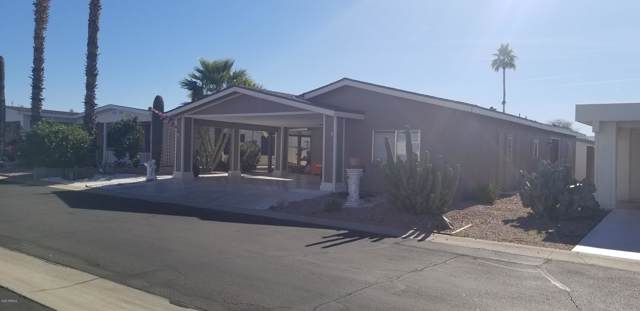 3500 S Tomahawk Road #190, Apache Junction, AZ 85119 (MLS #6020618) :: The Kenny Klaus Team