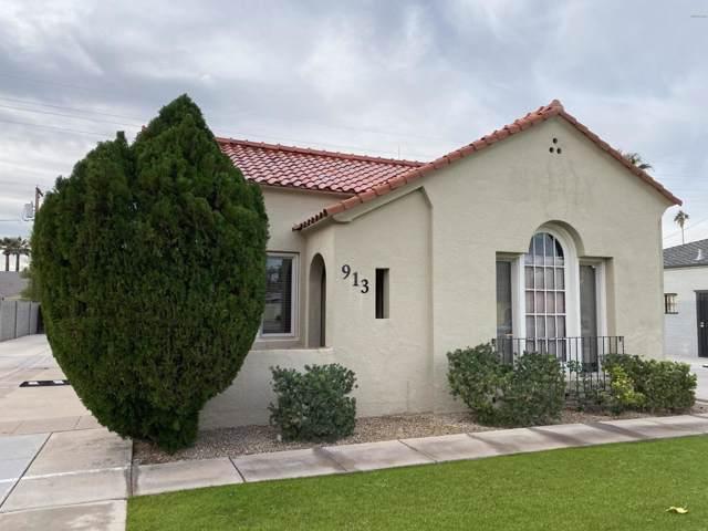 913 W Mcdowell Road, Phoenix, AZ 85007 (MLS #6020624) :: The Kenny Klaus Team