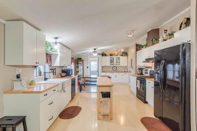 8601 N 103RD Avenue #173, Peoria, AZ 85345 (MLS #6020644) :: Selling AZ Homes Team