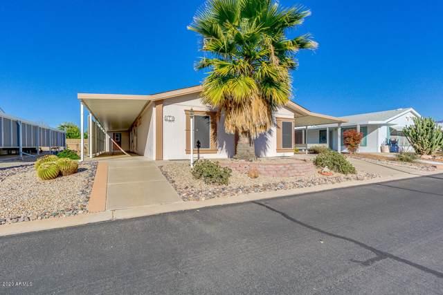 2400 E Baseline Avenue #50, Apache Junction, AZ 85119 (MLS #6020647) :: The Kenny Klaus Team