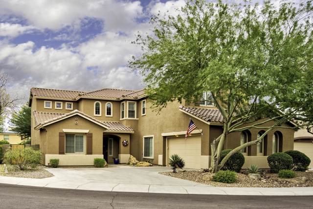 2233 W St Exupery Court, Phoenix, AZ 85086 (MLS #6020679) :: Revelation Real Estate