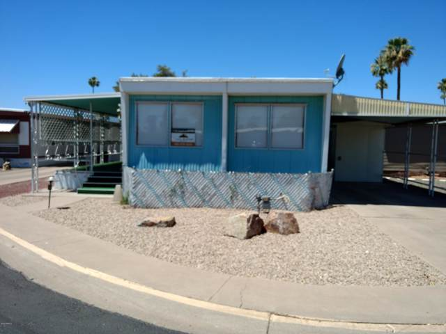 2460 E Main Street G17, Mesa, AZ 85213 (MLS #6020712) :: The Kenny Klaus Team