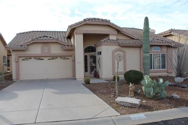 8599 E Saguaro Blossom Road, Gold Canyon, AZ 85118 (MLS #6020757) :: Yost Realty Group at RE/MAX Casa Grande