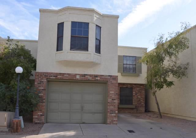 820 W University Drive #19, Tempe, AZ 85281 (MLS #6020784) :: The Laughton Team