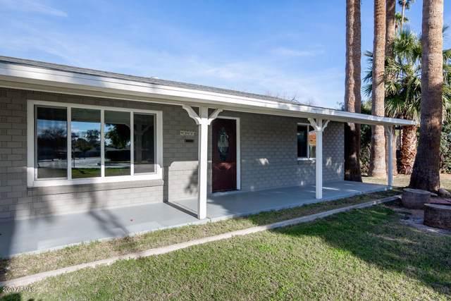 3835 N 36TH Street, Phoenix, AZ 85018 (MLS #6020803) :: Brett Tanner Home Selling Team