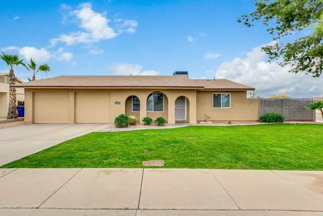2163 W Plata Avenue, Mesa, AZ 85202 (MLS #6020808) :: The Kenny Klaus Team