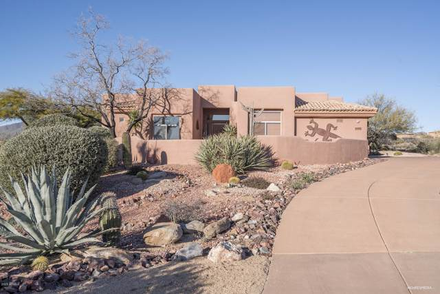 10902 E Santa Fe Trail, Scottsdale, AZ 85262 (MLS #6020829) :: The Kenny Klaus Team