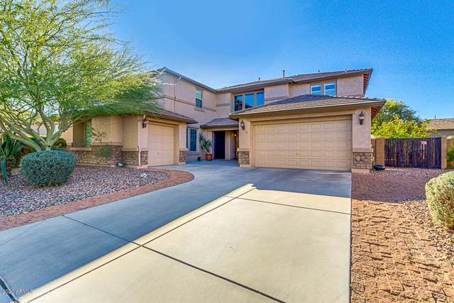 3270 N Emerald Creek Drive, Florence, AZ 85132 (MLS #6020910) :: The Kenny Klaus Team