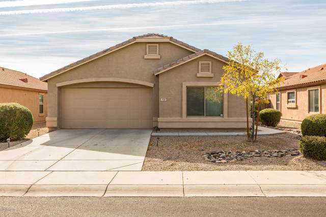 733 W Cedar Tree Drive, San Tan Valley, AZ 85143 (MLS #6020935) :: The Kenny Klaus Team