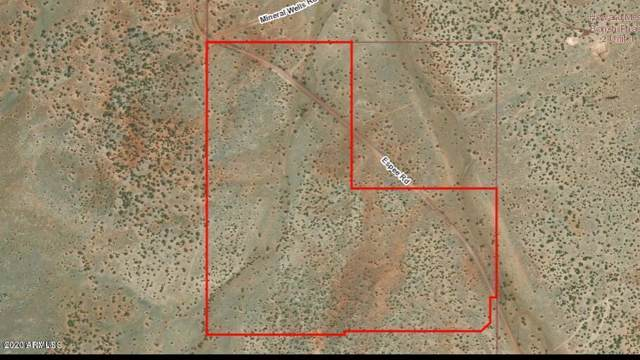 10624 Espee Road, Williams, AZ 86046 (MLS #6020949) :: The W Group