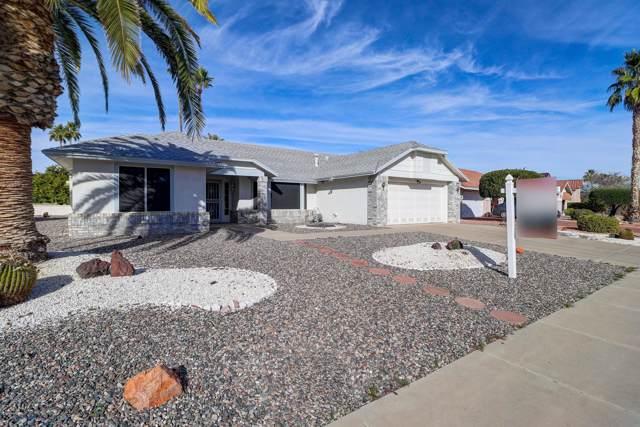 13524 W White Wood Drive, Sun City West, AZ 85375 (MLS #6020967) :: The Ramsey Team