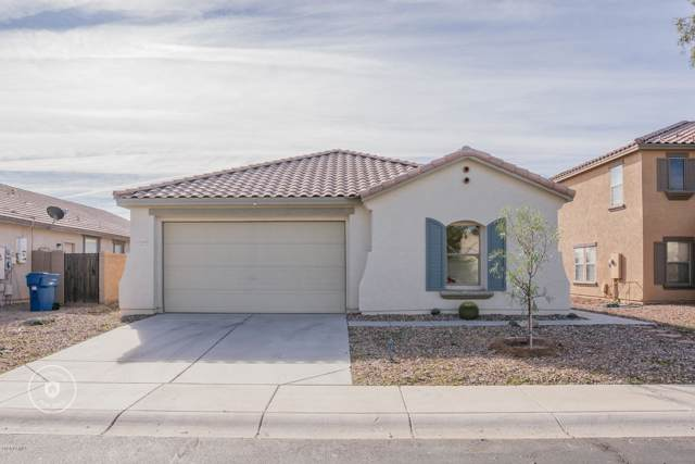 25849 W Burgess Lane, Buckeye, AZ 85326 (MLS #6020974) :: The Kenny Klaus Team