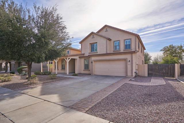 21757 E Cherrywood Drive, Queen Creek, AZ 85142 (MLS #6020981) :: The Kenny Klaus Team