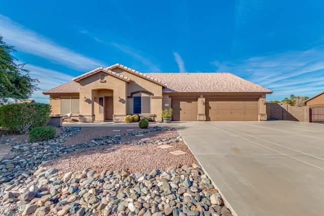 8106 N 177TH Avenue, Waddell, AZ 85355 (MLS #6021056) :: Dave Fernandez Team | HomeSmart