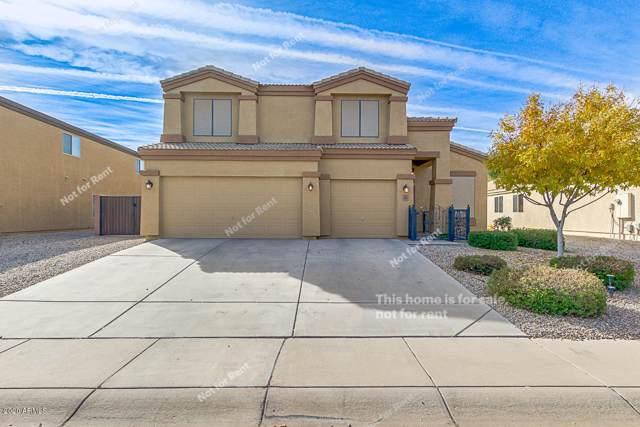 3511 W Allens Peak Drive, Queen Creek, AZ 85142 (MLS #6021087) :: The Kenny Klaus Team