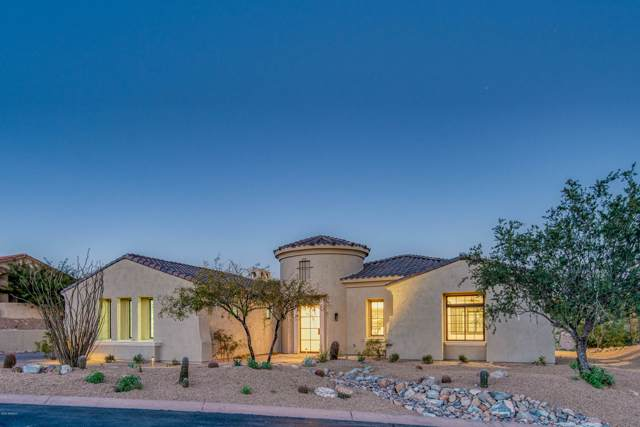 11853 N Sunset Vista Drive, Fountain Hills, AZ 85268 (MLS #6021123) :: The Kenny Klaus Team