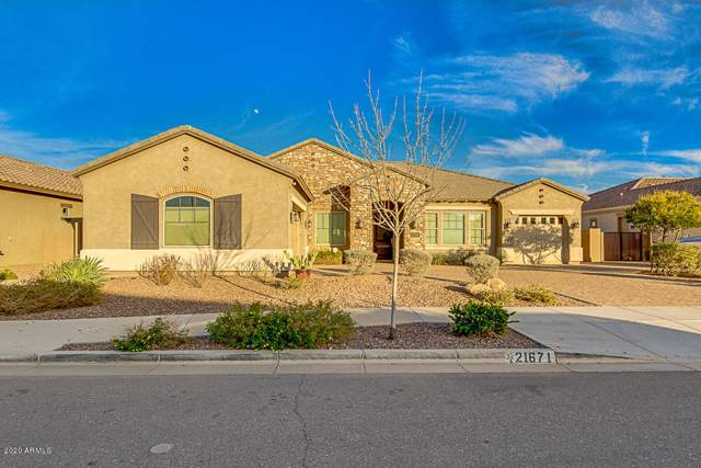 21671 S 223RD Place, Queen Creek, AZ 85142 (MLS #6021149) :: My Home Group